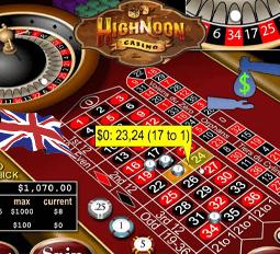 plays-the-cards.com high noon casino  blackjack